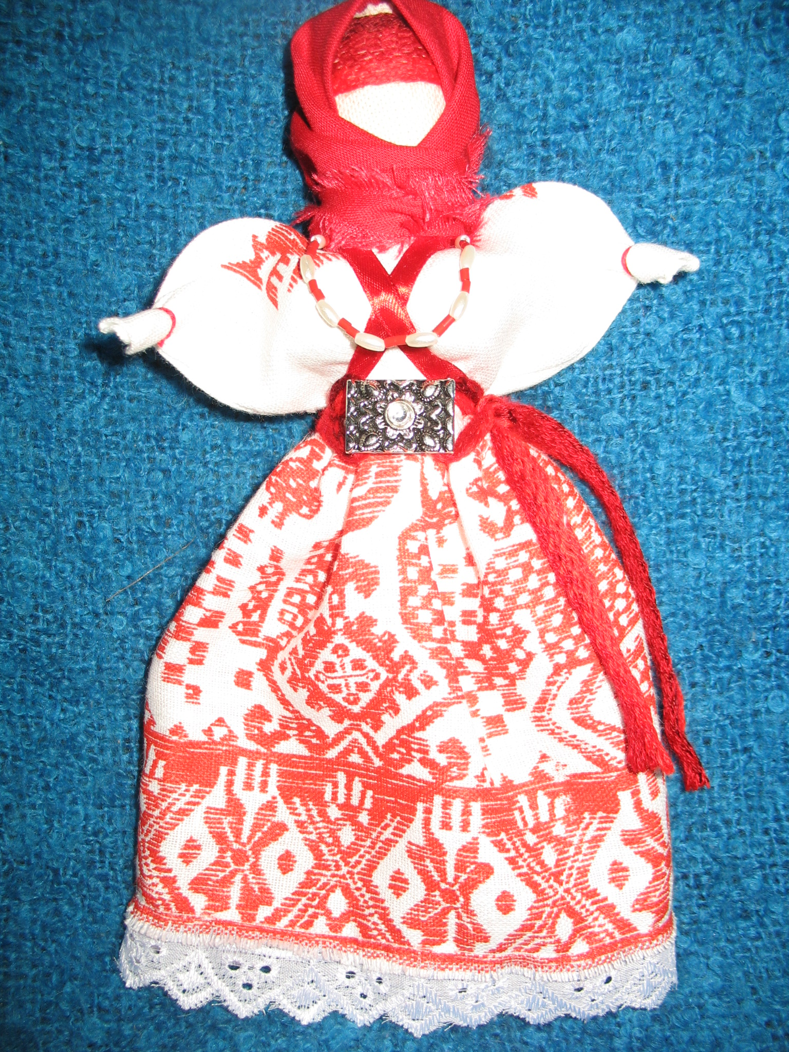 Как сделать куклу закрутку своими руками